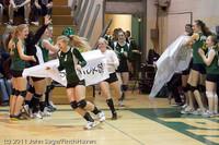 3135 VHS Volleyball Seniors Night 2011 101011