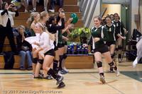 3141 VHS Volleyball Seniors Night 2011 101011