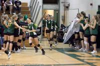 3148 VHS Volleyball Seniors Night 2011 101011