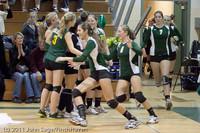 3155 VHS Volleyball Seniors Night 2011 101011