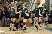 3162 VHS Volleyball Seniors Night 2011 101011