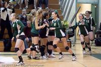 3164 VHS Volleyball Seniors Night 2011 101011