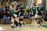 3168 VHS Volleyball Seniors Night 2011 101011