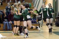 3170 VHS Volleyball Seniors Night 2011 101011