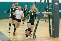 3181 VHS Volleyball Seniors Night 2011 101011