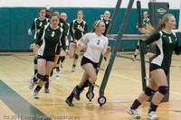 3183 VHS Volleyball Seniors Night 2011 101011