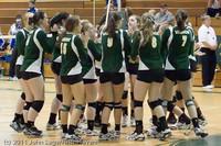 3213 VHS Volleyball Seniors Night 2011 101011