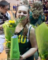 3233 VHS Volleyball Seniors Night 2011 101011