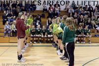 3242 VHS Volleyball Seniors Night 2011 101011
