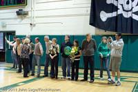 3243 VHS Volleyball Seniors Night 2011 101011