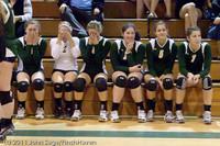 3251 VHS Volleyball Seniors Night 2011 101011