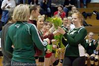 3272 VHS Volleyball Seniors Night 2011 101011