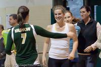 3294 VHS Volleyball Seniors Night 2011 101011