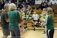 3348 VHS Volleyball Seniors Night 2011 101011