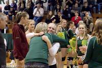 3357 VHS Volleyball Seniors Night 2011 101011