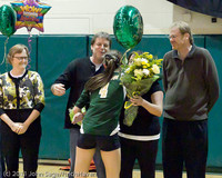 3400 VHS Volleyball Seniors Night 2011 101011