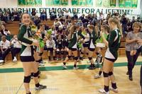 1921 VHS Volleyball Seniors Night 2012 102412