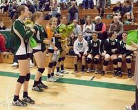 1927 VHS Volleyball Seniors Night 2012 102412