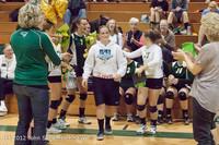 1931 VHS Volleyball Seniors Night 2012 102412