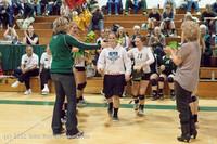 1932 VHS Volleyball Seniors Night 2012 102412