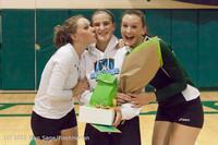 1945 VHS Volleyball Seniors Night 2012 102412