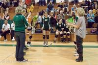 1950 VHS Volleyball Seniors Night 2012 102412