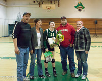 1975 VHS Volleyball Seniors Night 2012 102412