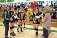 1979 VHS Volleyball Seniors Night 2012 102412