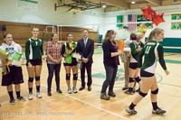 1987 VHS Volleyball Seniors Night 2012 102412