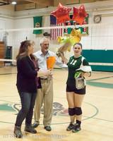 1989 VHS Volleyball Seniors Night 2012 102412
