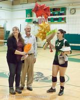 1990 VHS Volleyball Seniors Night 2012 102412