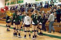 2009 VHS Volleyball Seniors Night 2012 102412