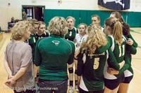 2018 VHS Volleyball Seniors Night 2012 102412