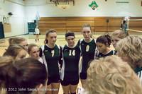 2023 VHS Volleyball Seniors Night 2012 102412