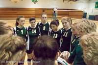2024 VHS Volleyball Seniors Night 2012 102412