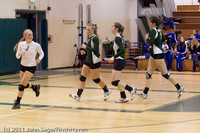 5161 Varsity Volleyball v Casc-Chr 101011