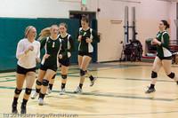 5166 Varsity Volleyball v Casc-Chr 101011