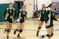 5174 Varsity Volleyball v Casc-Chr 101011