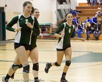 5176 Varsity Volleyball v Casc-Chr 101011
