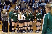 5181 Varsity Volleyball v Casc-Chr 101011