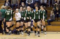 5190 Varsity Volleyball v Casc-Chr 101011