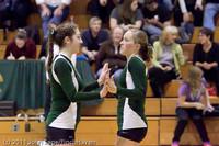 5194 Varsity Volleyball v Casc-Chr 101011