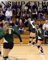 5226 Varsity Volleyball v Casc-Chr 101011