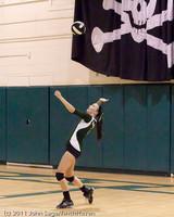5235 Varsity Volleyball v Casc-Chr 101011