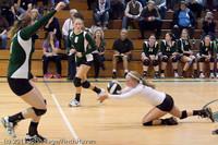 5241 Varsity Volleyball v Casc-Chr 101011