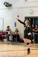 5265 Varsity Volleyball v Casc-Chr 101011