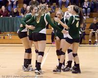 5293 Varsity Volleyball v Casc-Chr 101011