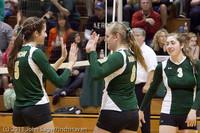 5301 Varsity Volleyball v Casc-Chr 101011