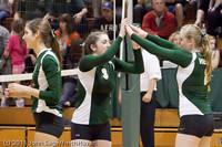 5314 Varsity Volleyball v Casc-Chr 101011