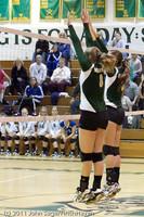 5322 Varsity Volleyball v Casc-Chr 101011